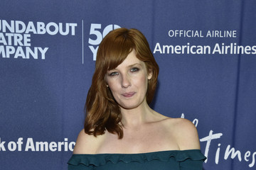 Kelly Reilly The Roundabout Theatre Company's Broadway Opening Night of Old Times Co-Sponsored by FIJI Water