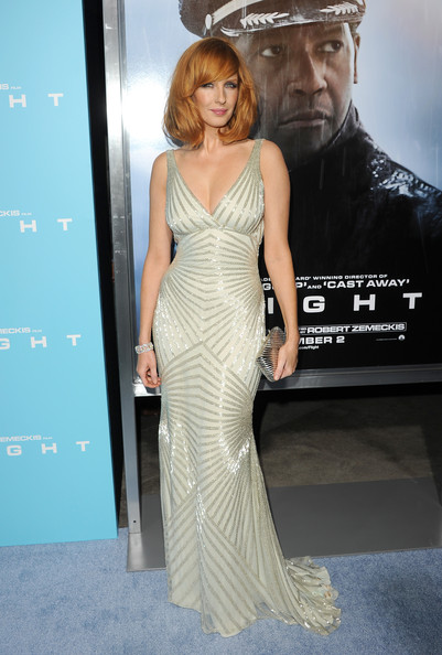 "Kelly Reilly - Premiere Of Paramount Pictures' ""Flight"" - Arrivals"
