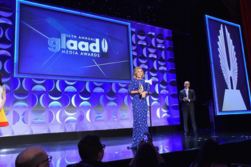 Kelly Ripa 26th Annual GLAAD Media Awards In New York - Dinner & Show