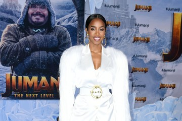 "Kelly Rowland Premiere Of Sony Pictures' ""Jumanji: The Next Level"" - Arrivals"