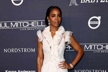 Kelly Rowland Paul Mitchell Presents the 2017 Baby2Baby Gala - Red Carpet