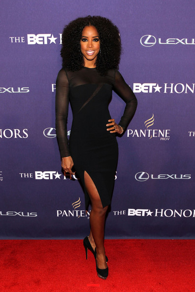 Kelly Rowland - BET Honors 2013: Red Carpet Presented By Pantene