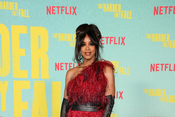 """Kelly Rowland Los Angeles Premiere Of """"The Harder They Fall"""""""
