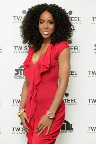 "Kelly Rowland - TW Steel & Jordy Cobelens Unveiling Of The New TW Steel Kelly Rowland ""Special Edition"" Watches"
