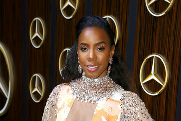 Kelly Rowland Mercedes-Benz USA Awards Viewing Party At Four Seasons, Beverly Hills, CA