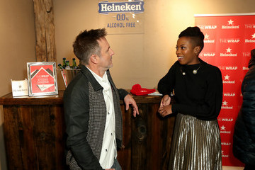 Kelly Rowland Heineken At TheWrap Studio At Sundance Film Festival – Day 1