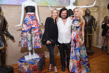 Kelly Rutherford The alice + olivia And Domingo Zapata Collaboration
