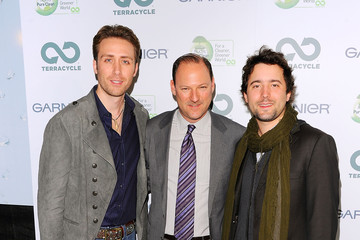 Tom Szaky Kelly Rutherford & Katie Cassidy Launch The Garnier Cleaner Greener Tour