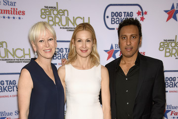 Kelly Rutherford 2015 Annual Garden Brunch