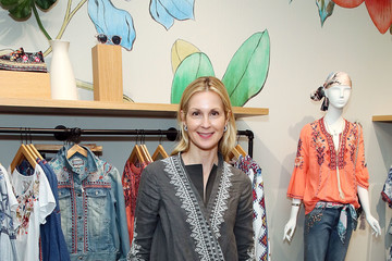 Kelly Rutherford Johnny Was Madison Avenue Grand Opening