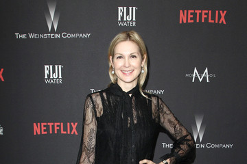 Kelly Rutherford The Weinstein Company and Netflix Golden Globe Party, Presented With FIJI Water, Grey Goose Vodka, Lindt Chocolate, and Moroccanoil - Red Carpet