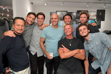 Kelly Slater Outerknown Celebrates The Launch of S.E.A. JEANS At Ron Herman