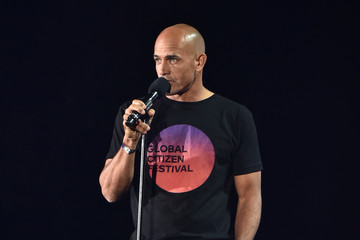 Kelly Slater 2016 Global Citizen Festival in Central Park to End Extreme Poverty by 2030 - Show