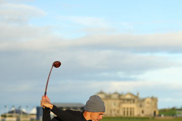 Kelly Slater Alfred Dunhill Links Championship - Previews