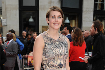 Kelly Sotherton Fast Girls - UK Film Premiere