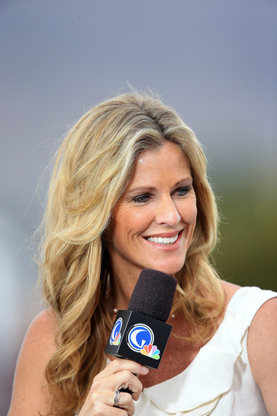 PGA Tour's first female lead golf announcer, Kelly Tilghman