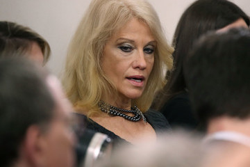 Kellyanne Conway Sean Spicer Holds Daily Press Briefing At The White House