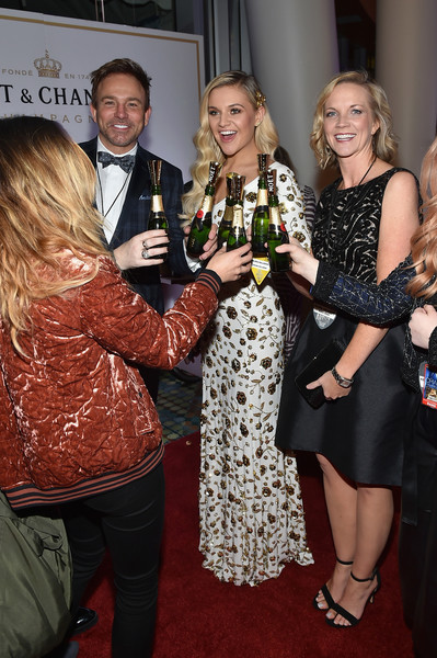 Moet & Chandon at the 51st Annual CMA Awards - Red Carpet