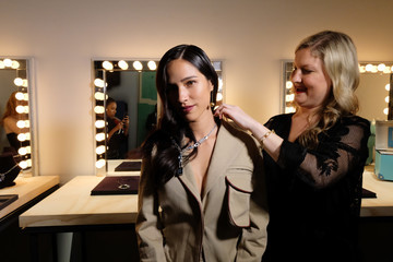 Kelsey Asbille Tiffany & Co. Celebrates 2018 Tiffany Blue Book Collection, THE FOUR SEASONS OF TIFFANY - Inside