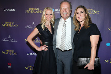 Kelsey Grammer 'Finding Neverland' Broadway Opening Night - After Party