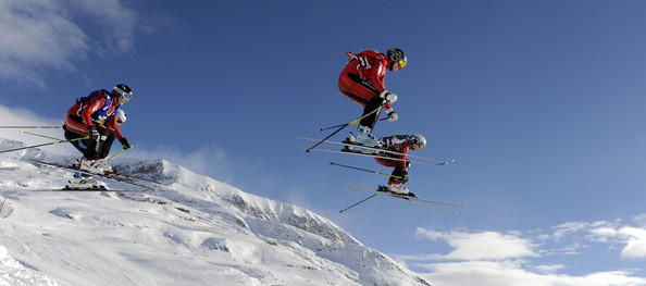 Women's Freestyle SkiCross - FIS World Cup