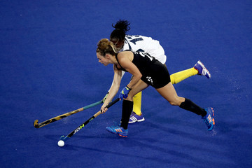 Kelsey Smith Hockey - Commonwealth Games Day 2