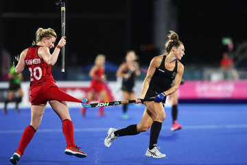 Kelsey Smith Hockey - Commonwealth Games Day 8