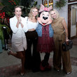 Keltie Knight Minnie Mouse attends the Create & Cultivate 100 List Launch Party 2020