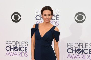 Keltie Knight Arrivals at the People's Choice Awards