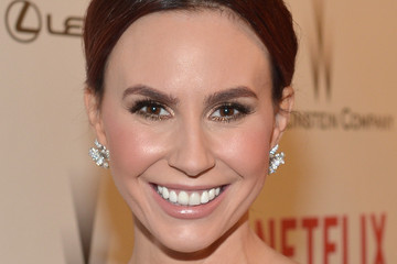 Keltie Knight The Weinstein Company and Netflix Golden Globes Viewing Party
