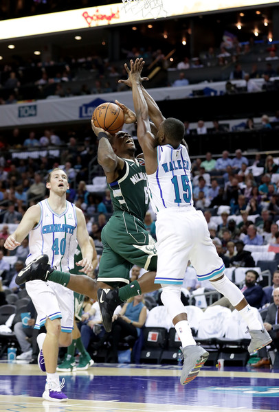 Milwaukee Bucks vs. Charlotte Hornets