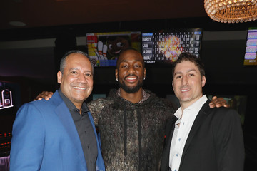 Kemba Walker Kenny Smith All Star Weekend Party 2019