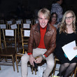 Ken Downing Christian Siriano - Front Row - September 2019 - New York Fashion Week: The Shows