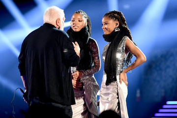 Ken Ehrlich 61st Annual Grammy Awards - Rehearsals - Day 2