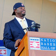Ken Griffey Jr. 2016 Baseball Hall of Fame Induction Ceremony