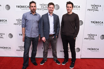 Ken Levine Tribeca Talks: Tribeca Games Panel (From Film To Game)