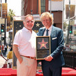 Ken Warwick Television Producer Nigel Lythgoe Honored With Star On The Hollywood Walk Of Fame