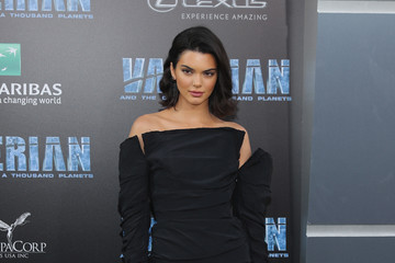 Kendall Jenner Premiere of EuropaCorp and STX Entertainment's 'Valerian and the City of a Thousand Planets'- Arrivals