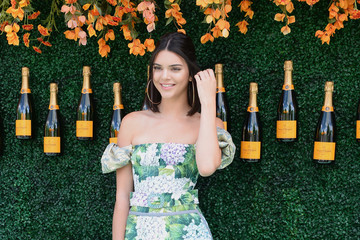 Kendall Jenner The Tenth Annual Veuve Clicquot Polo Classic - Arrivals