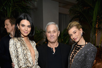 Kendall Jenner Hailey Bieber The Times Square Edition Premiere