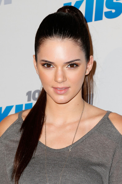 Kendall Jenner TV personality Kendall Jenner attends KIIS FM's 2012 ...