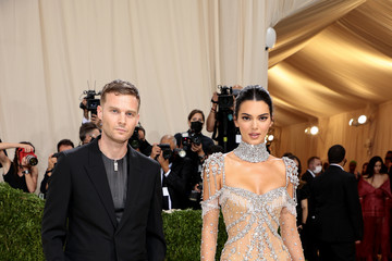 Kendall Jenner Matthew Williams The 2021 Met Gala Celebrating In America: A Lexicon Of Fashion - Arrivals
