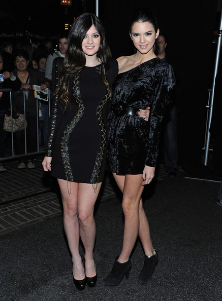 Kendall Jenner TV personalities Kylie and Kendall Jenner arrive at the premiere of CBS Films' 'Beastly' at The Grove on February 24, 2011 in Los Angeles, California.