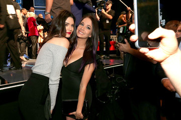 Kendall Jenner The Comedy Central Roast Of Justin Bieber - Backstage And Audience