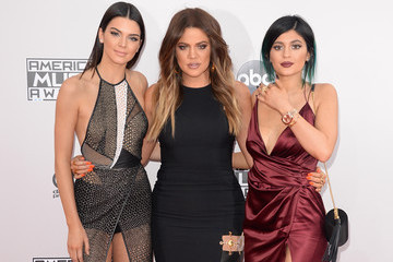 Kendall Jenner Arrivals at the American Music Awards — Part 3