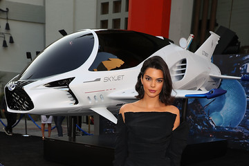 Kendall Jenner 'Valerian and the City of a Thousand Planets' — World Premiere