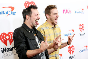 Kendall Schmidt Z100's Jingle Ball 2018 - Press Room