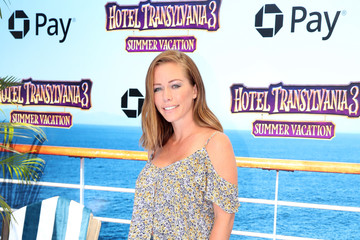 Kendra Wilkinson Columbia Pictures And Sony Pictures Animation's World Premiere Of 'Hotel Transylvania 3: Summer Vacation' - Arrivals