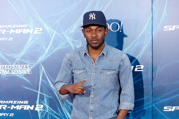 Kendrick Lamar 'The Amazing Spider-Man 2' Premiere
