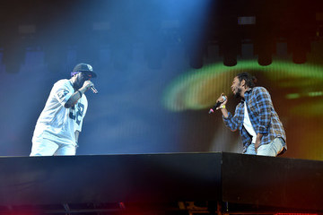 Kendrick Lamar 2016 Coachella Valley Music and Arts Festival - Weekend 2 - Day 2